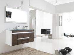 Mueble baño de 100 cm